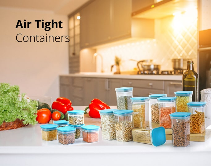 Air-Tight-Containers